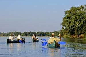 Simbabwe Gruppenreise -Zambezi Fluss