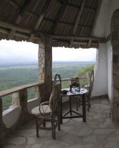 Uganda Reisen - Kingfisher Lodge