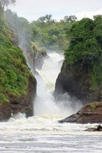 Uganda Safari Reise - Rundreisen im Murchinson Nationalpark