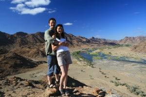 Namibia Selbstfahrer - Reise