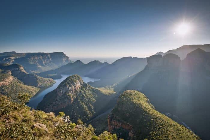 Südafrika Panorama