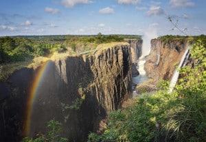 Simbabwe Reisen - Victoria Falls