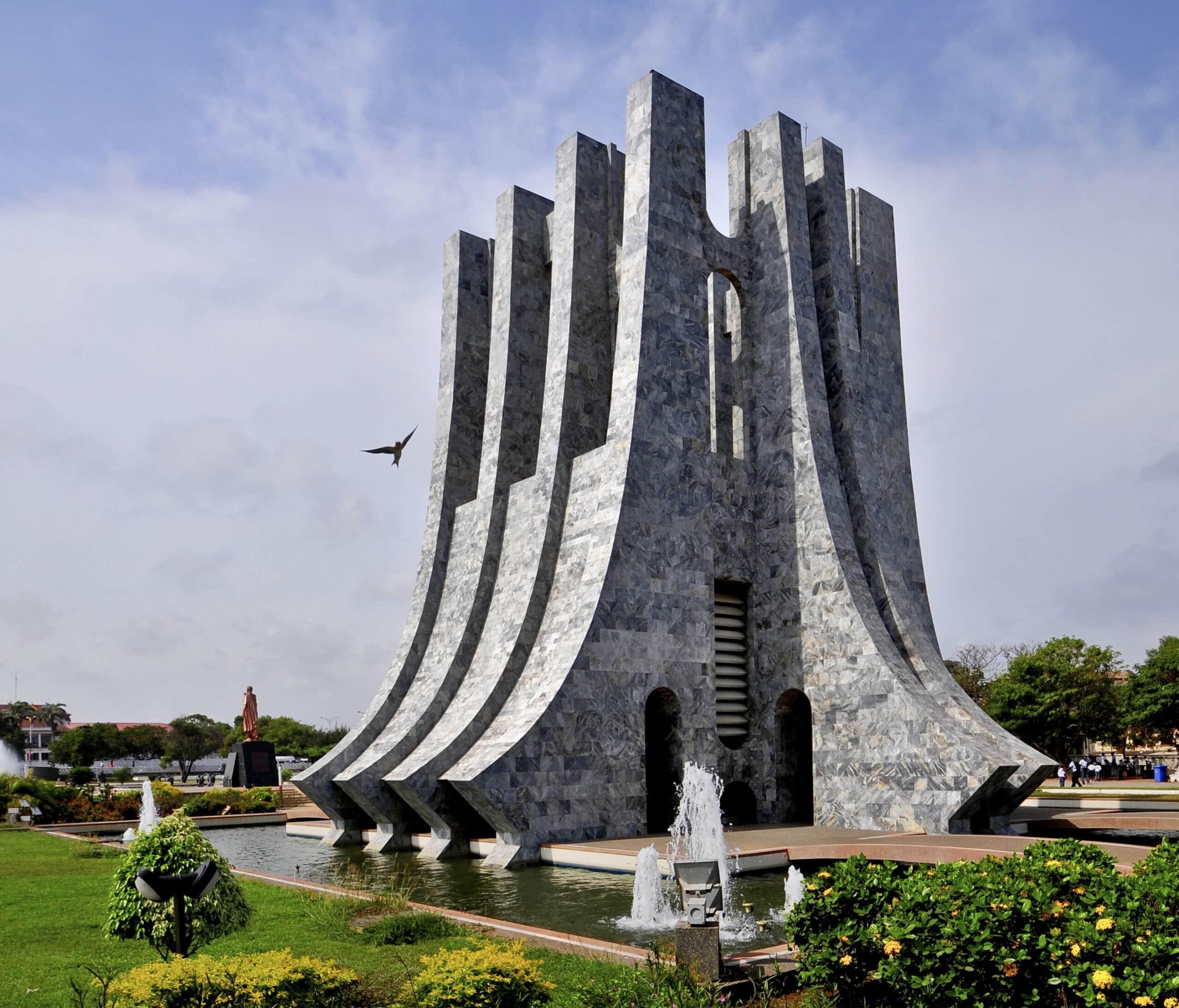 Ghana Gruppenreisen -Kwame Nkrumah Memorial Park