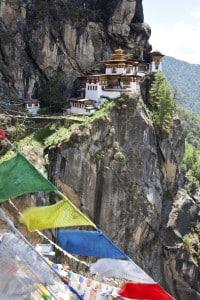 Bhutan Reisen - Klosterfeste