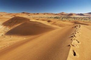 Namibia Wandern - Wüsten-Reise
