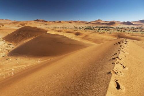 Selbstfahrereise Afrika - Namibia