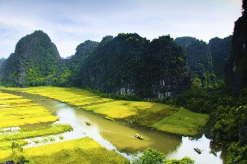 Gruppenreisen Vietnam - Reisen in kleinen Gruppen