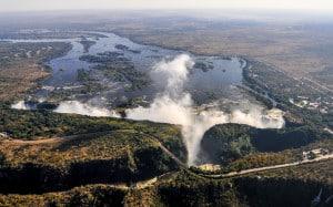 Simbabwe-Reisen günstig buchen - Victoria Falls