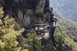 Bhutan Reisen - Taktshang