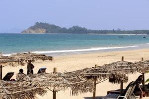 Myanmar Reisen - Badeurlaub