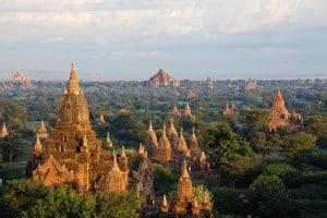 Myanmar Rundreisen - Bagan