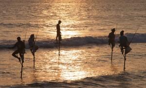 Sri Lanka Urlaub - Strand - Reise