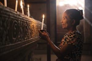 Myanmar Reise - Tempel