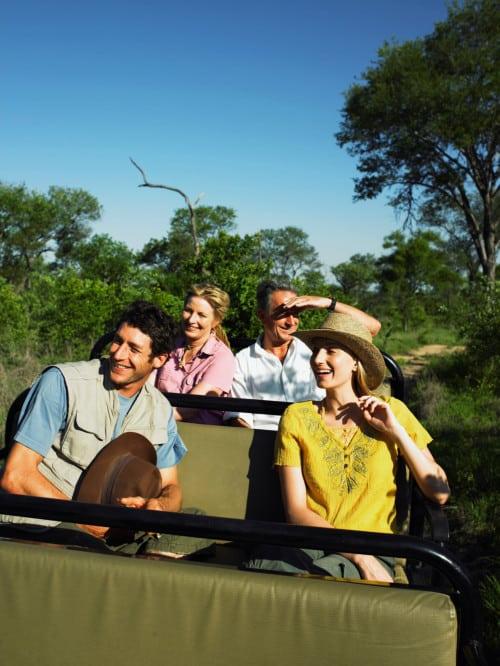 Afrika-Safari - geführte Gruppenreise
