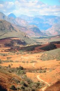 Simbabwe Reise - Panoram
