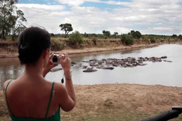 Individualreisen Afrika - Fusspirsch