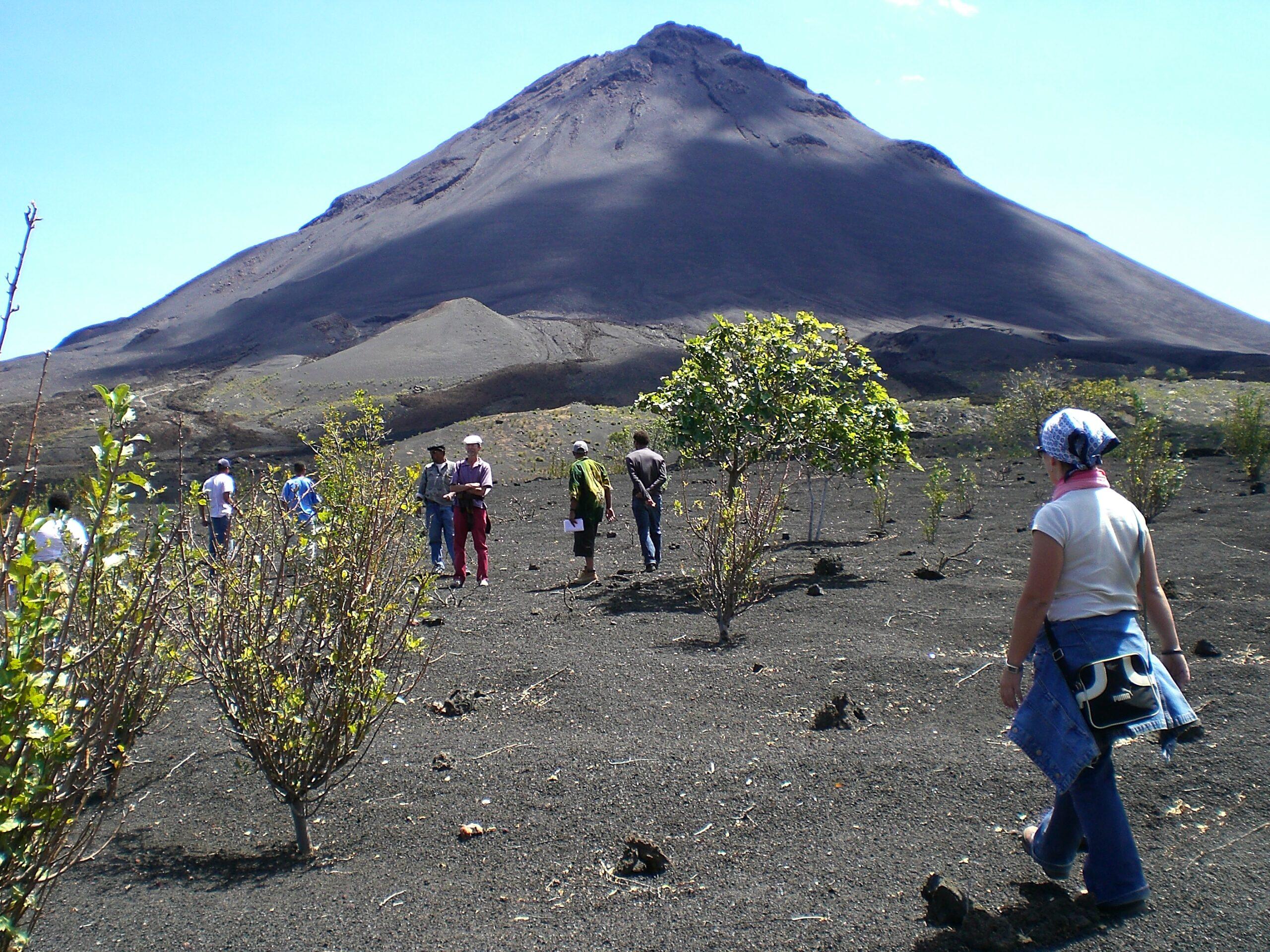 Kapverden Reisen - Wanderreise Pico de Fogo