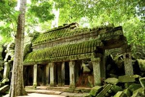 Reise in Kambodscha