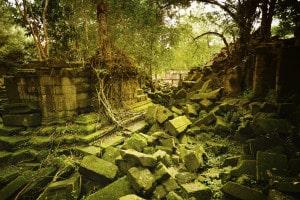 Reisen in Kambodscha