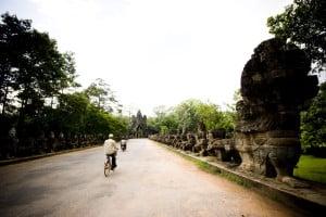 Fahrradreise - Kambodscha
