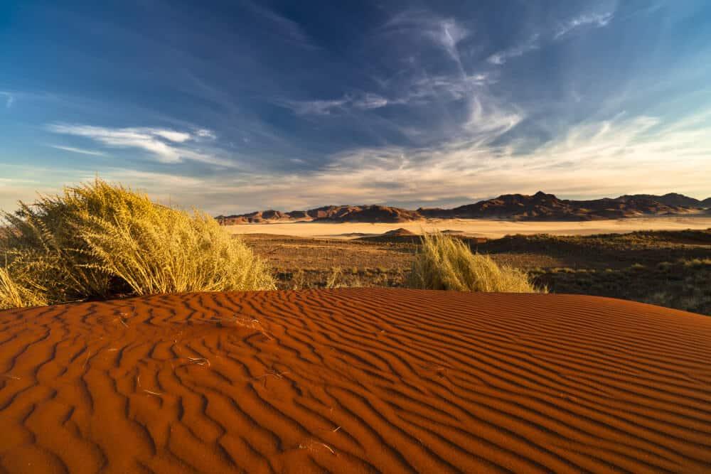 Namibia Naturreisen