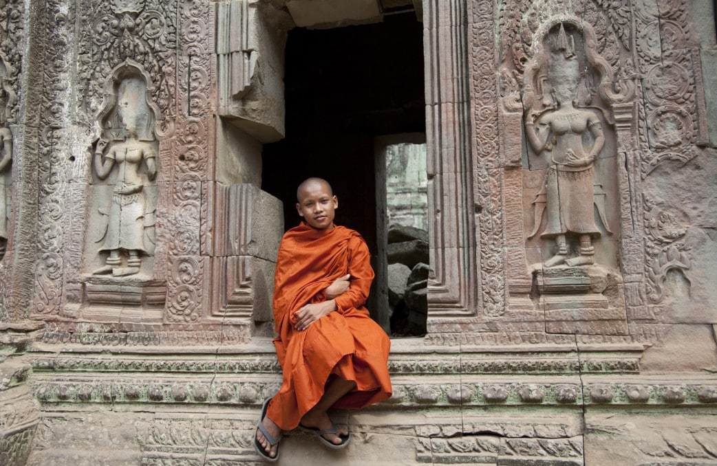 Kambodscha Urlaub günstig buchen