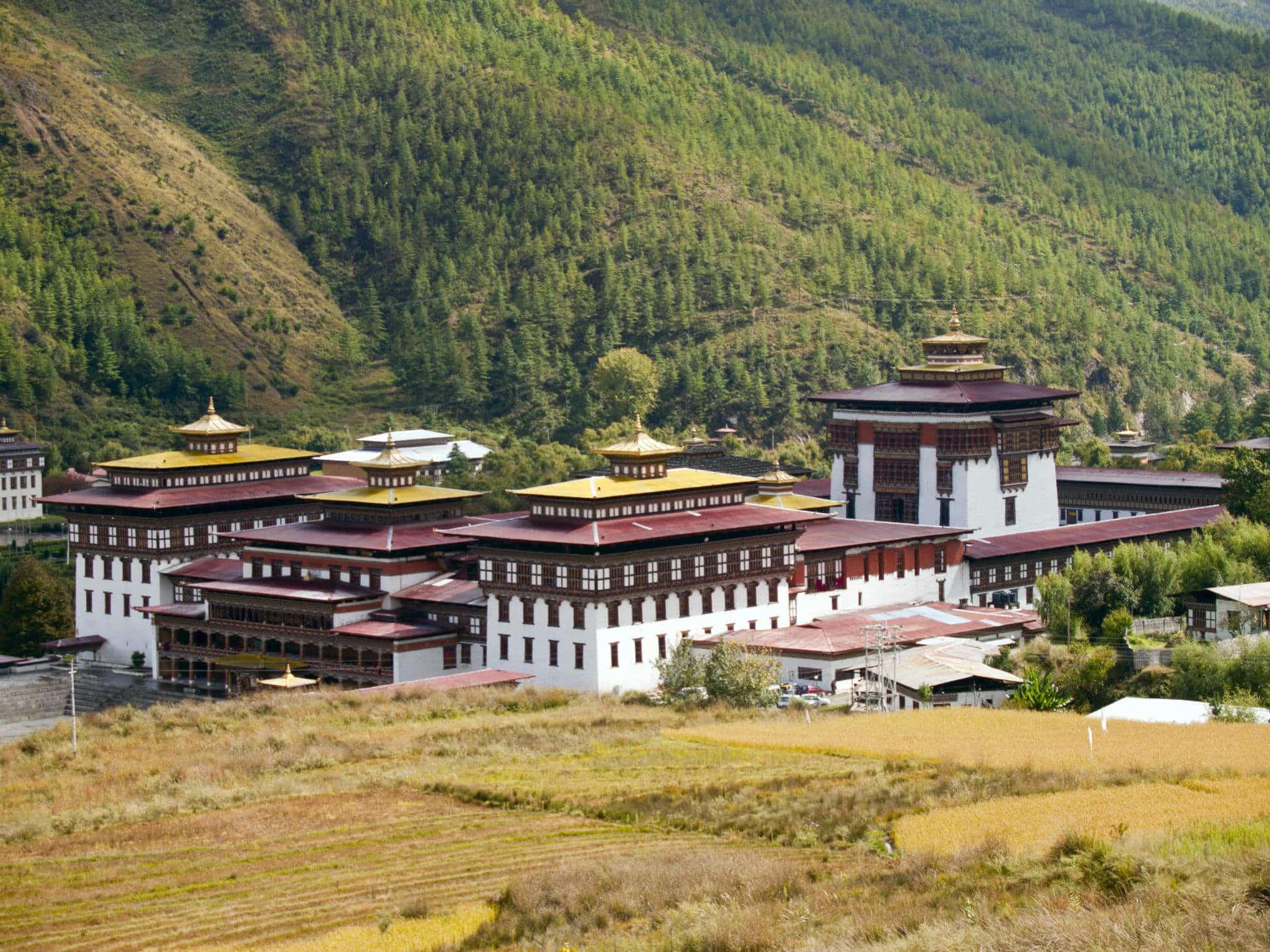 Bhutan Klosterfeste – Tradition und Religion hautnah erleben