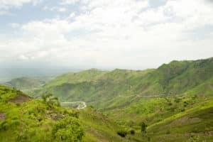 Ruanda – Parc National des Volcans wegen Erdrutsch nicht mehr erreichbar