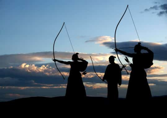Bogenschießen in Bhutan – Der Nationalsport des kleinen Königreiches