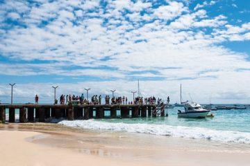 Reisefuehrer Kapverden - Strandurlaub Sal