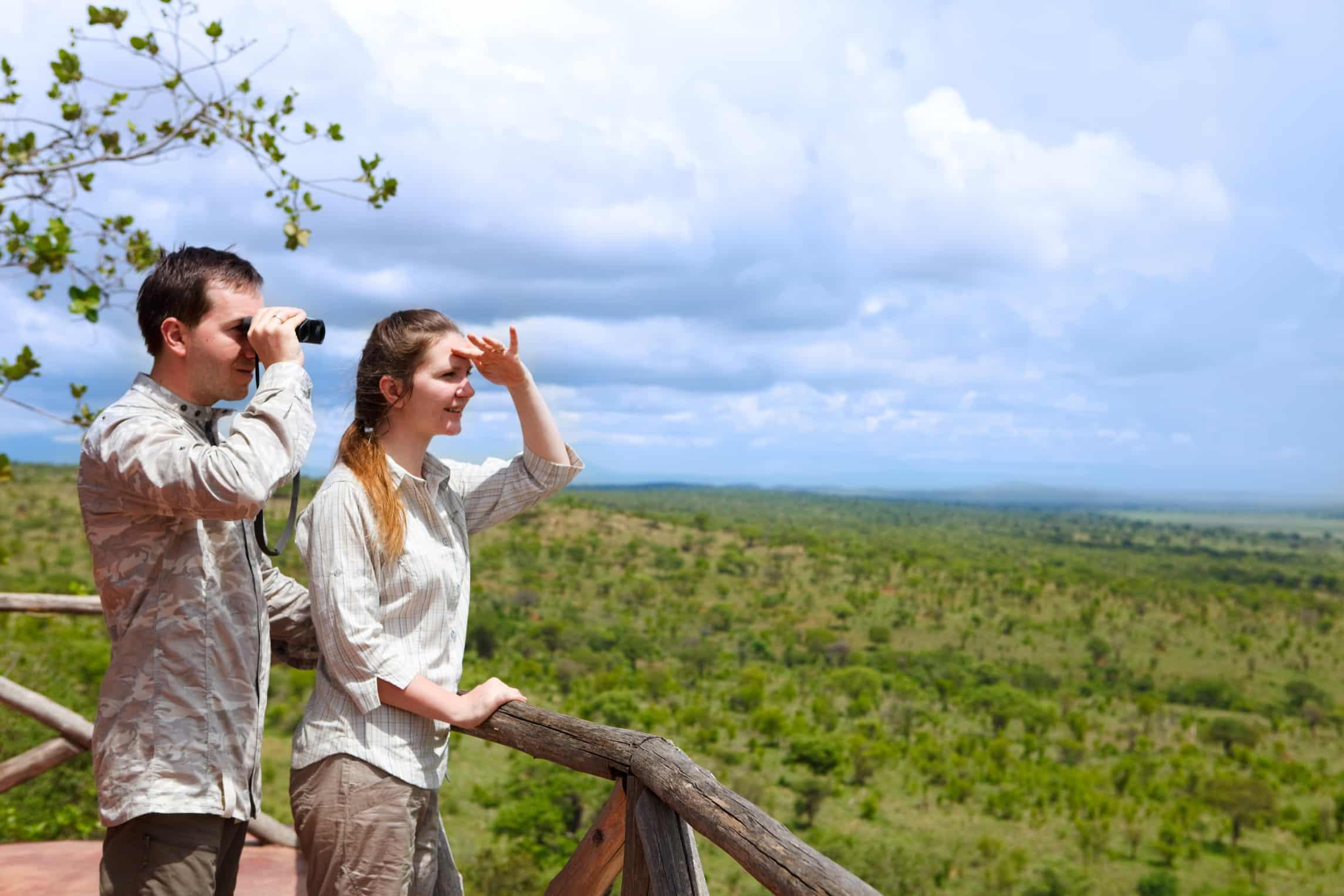 Safari in Südafrika - Kleidung und Ausrüstung