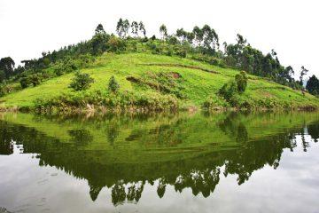 Lake Bugoni - Uganda-Reise