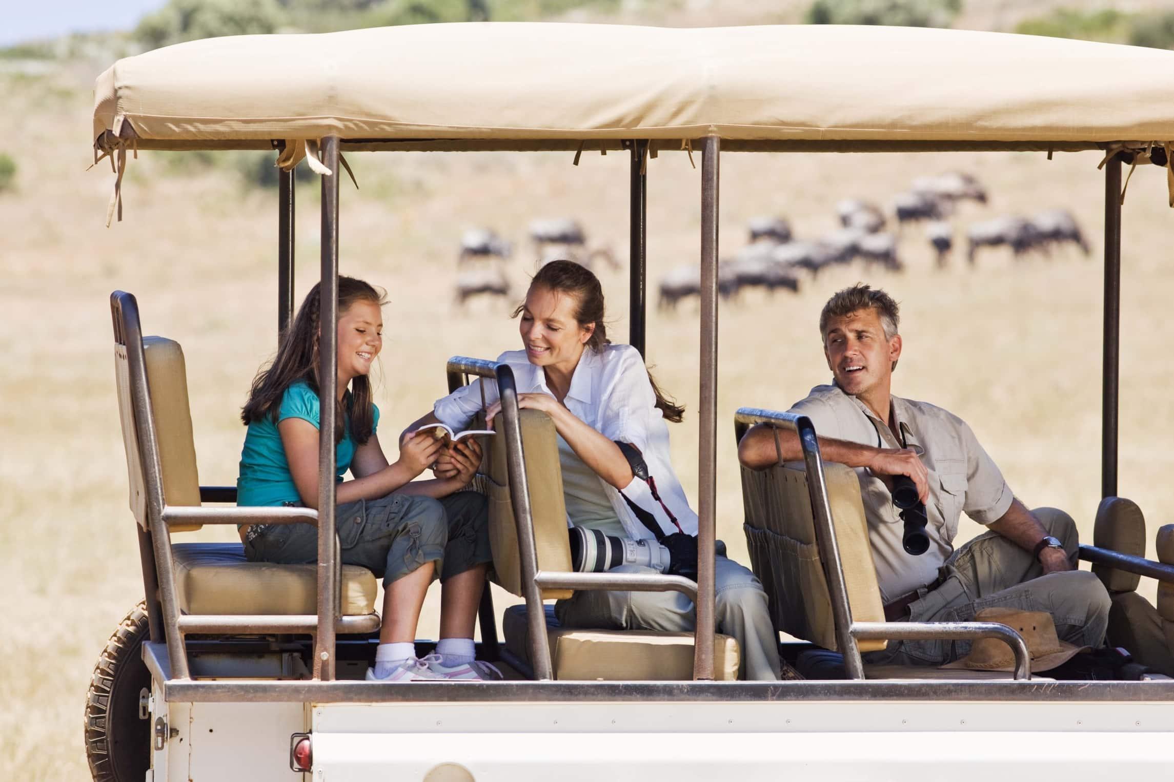 Beste Kleidung- Südafrika-Safari