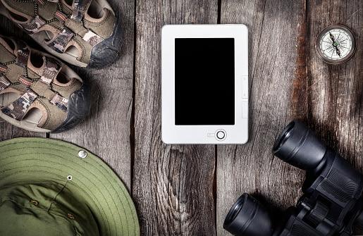 Reisecheckliste für eine Safari-Ausrüstung