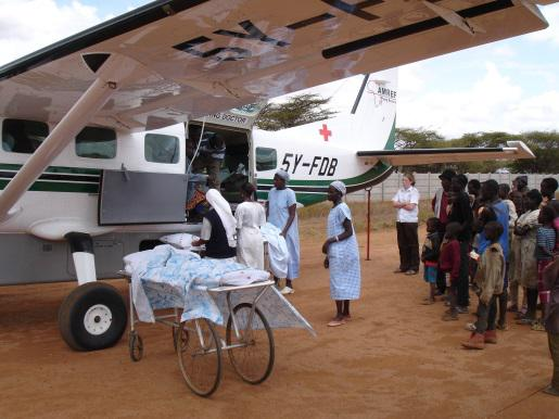 AMREF – eine afrikanische Erfolgsgeschichte - Wir gratulieren zum 50 jährigen Bestehen