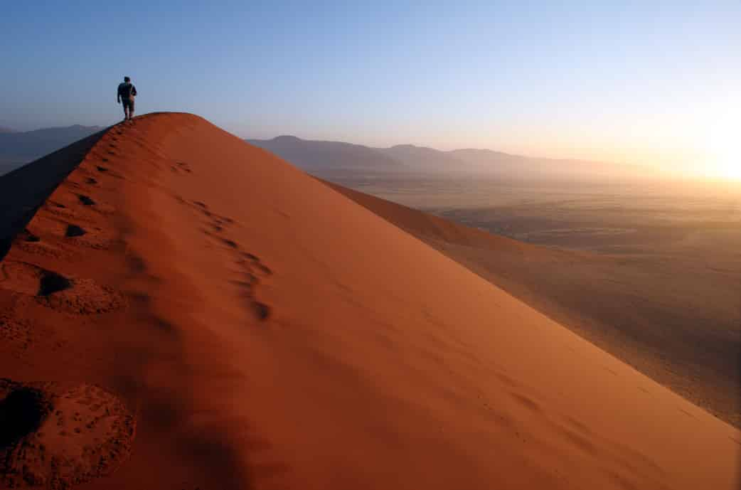 Individuell reisen in Namibia