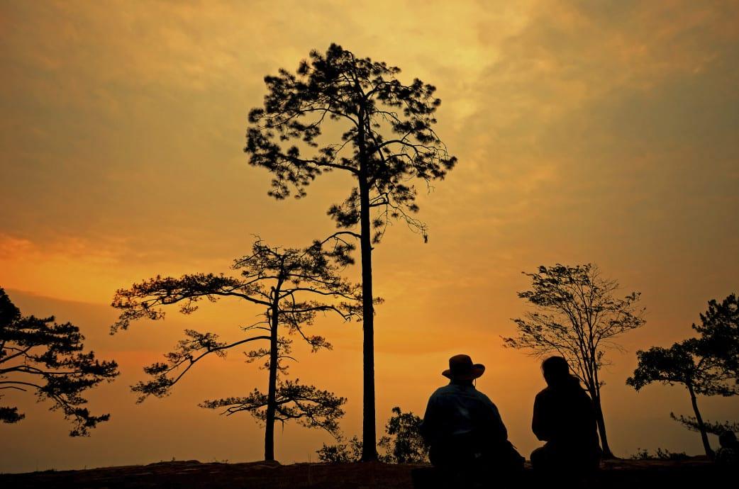 Reisen in Thailand - Phu Kradueng Nationalpark
