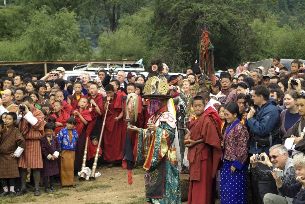 Geführte Rundreisen durch Bhutan