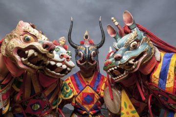 Geführte Festival-Reisen Bhutan