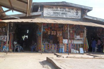 Souvenirs - Accra - Ghana-Rundreise