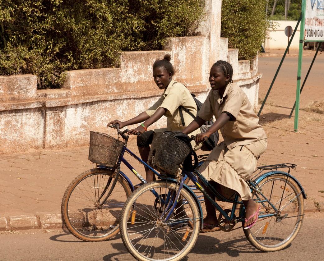 Menschen - Ouaga Burkina-Faso Reise