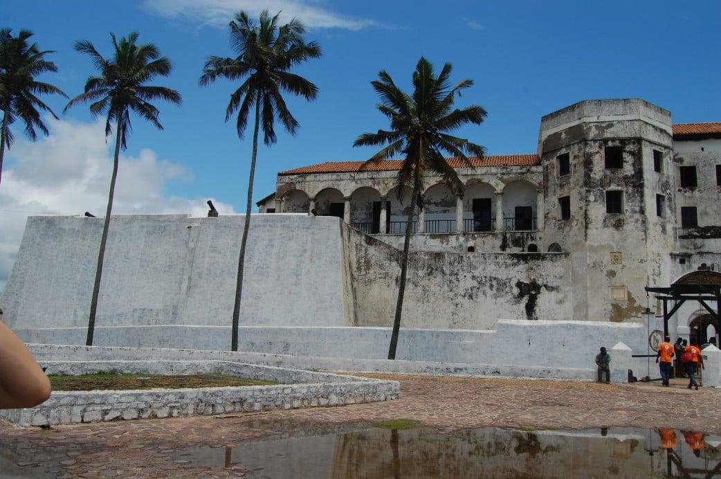 Sklavenfort Elmina - Ghana-Rundreise