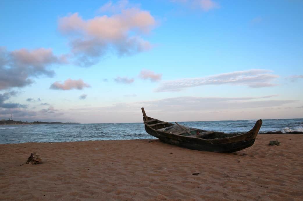 Strandurlaub - Cape Coast - Ghana-Rundreise