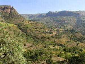 Reisen und Umweltschutz - Äthiopien