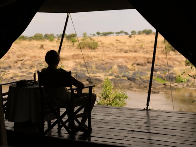 Camping Reise - Kenia