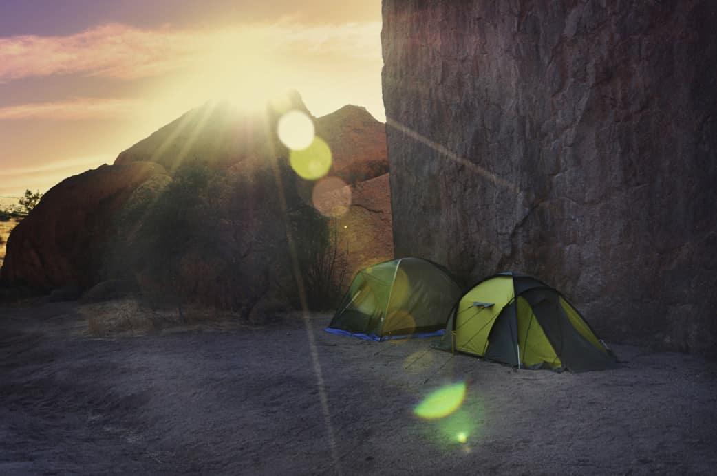 Verhaltensregeln auf Camping Safaris in Afrika