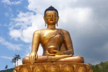 Dordenma Buddha Statue, Bhutan