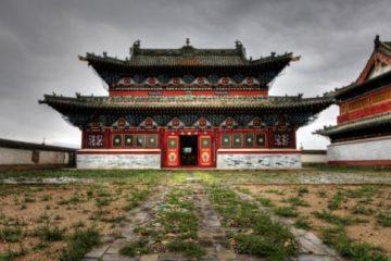 Mongolei Sehenswürdigkeiten- Karakorum