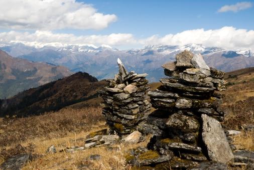 Trekking In Bhutan Wandern Durch Den Druk Path Trek