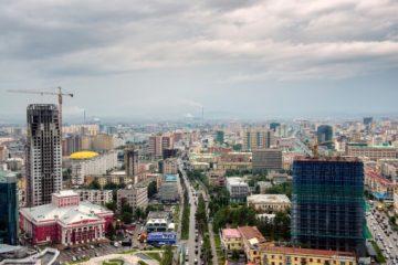 Mongolei Sehenswürdigkeiten Ulanbaatar